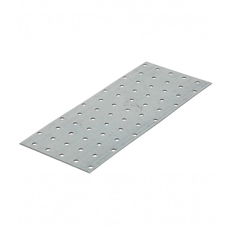 Пластина соединительная оцинкованная 240х100х1.8 мм
