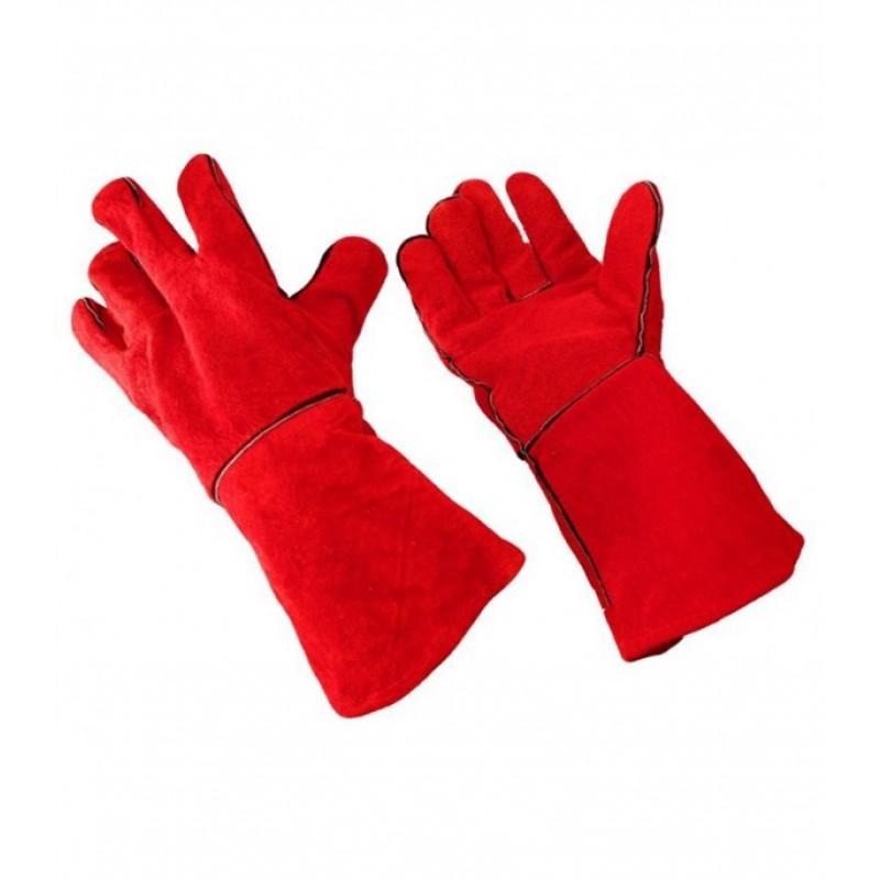 Перчатки для сварщика краги ТРЕК 14