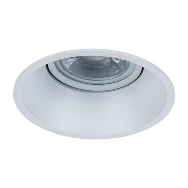 Светильник встраиваемый MAYTONI Dot DL028-2-01W GU10 80х93х93 мм 50 Вт 220 В матовый круглый IP 20 белый