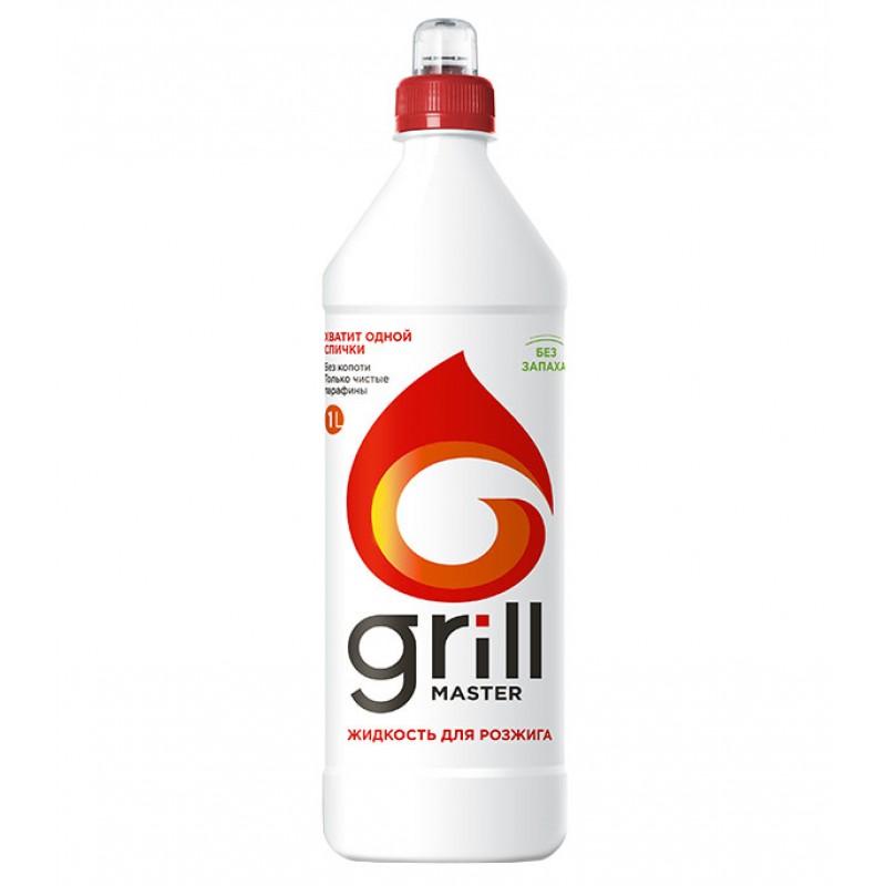 Жидкость для розжига Grill Master 1 л