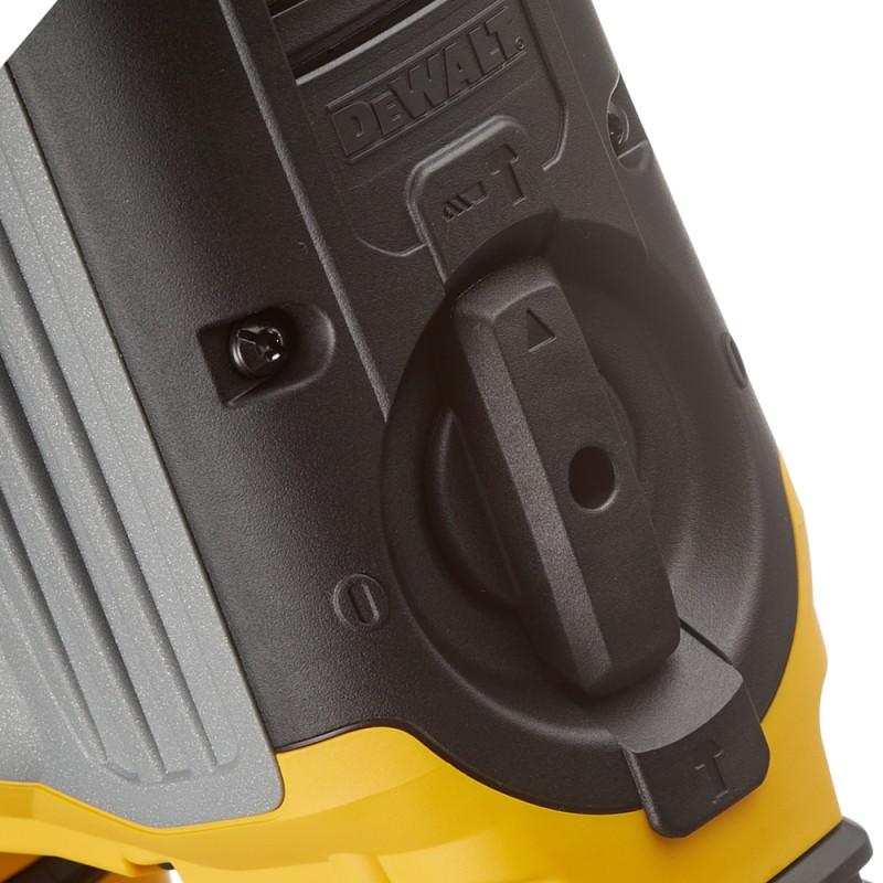 Перфоратор электрический DeWalt D25773K (199866) 1700 Вт 19,4 Дж SDS-max (фото 7)