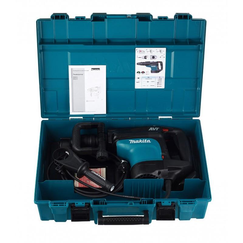 Перфоратор электрический Makita HR4510С 1350 Вт 13 Дж SDS-max