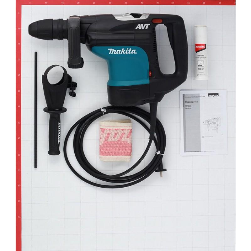 Перфоратор электрический Makita HR4510С 1350 Вт 13 Дж SDS-max (фото 4)