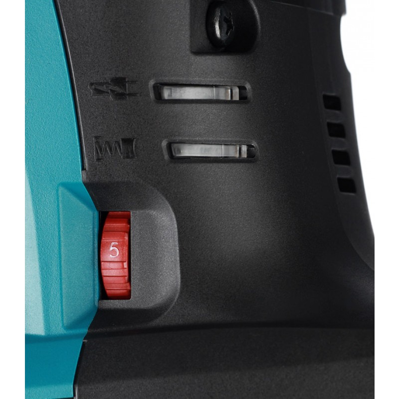 Перфоратор электрический Makita HR4510С 1350 Вт 13 Дж SDS-max (фото 5)