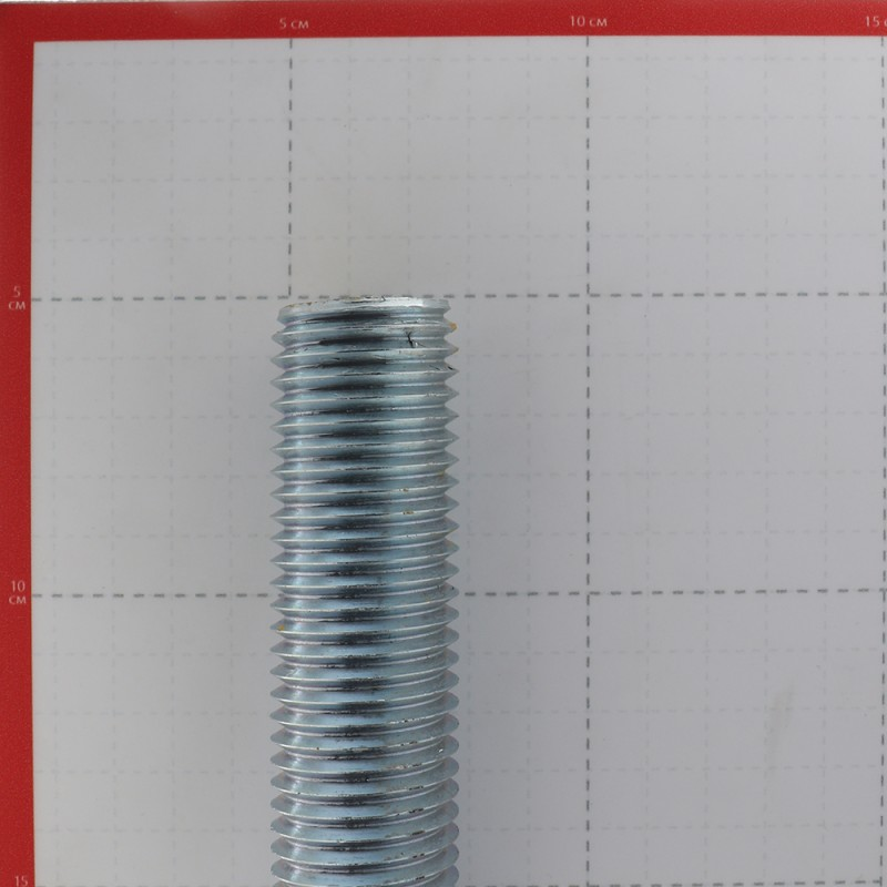 Шпилька резьбовая Hard-Fix M30x2000 мм DIN 975 Усиленная 8,8