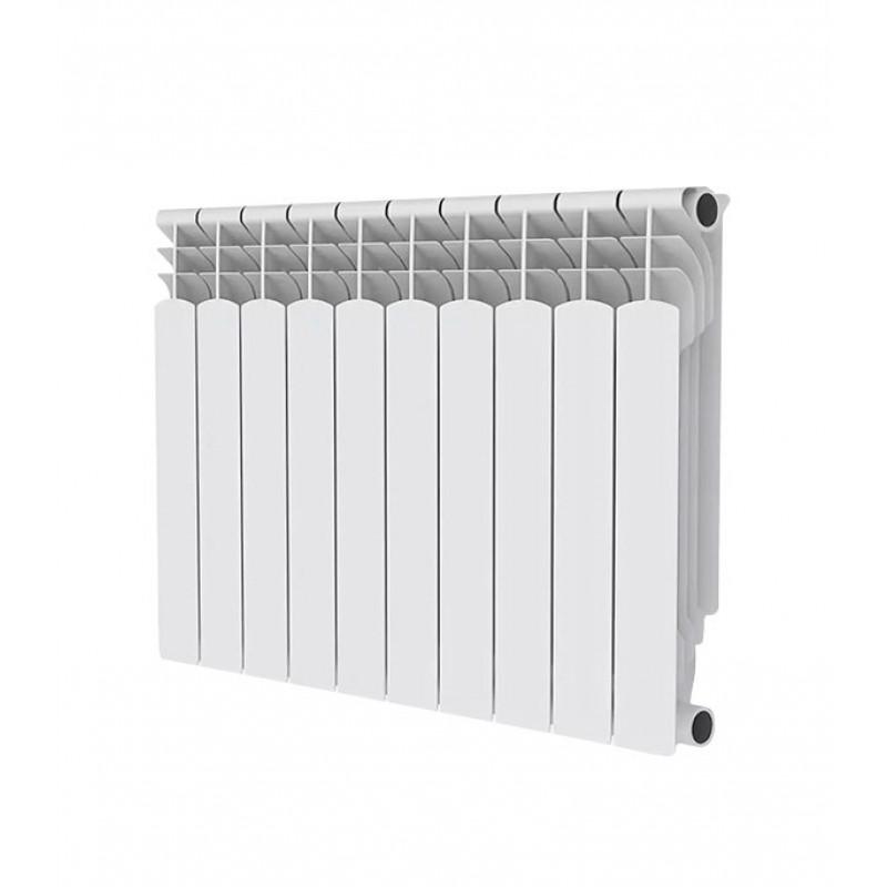 Радиатор биметаллический Royal Thermo MONOBLOCK 500 мм 10 секций 1