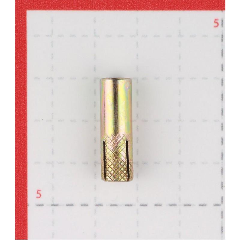 Анкер забивной для бетона 6х25 мм стальной (100 шт.) (фото 2)