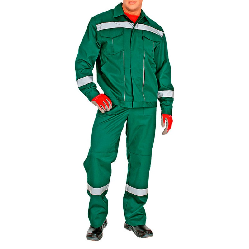 Костюм рабочий Балтика 44-46 рост 170-176 см цвет зеленый