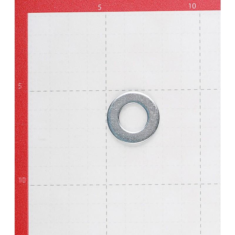 Шайба оцинкованная 14x28 мм DIN 125А (50 шт.) (фото 2)