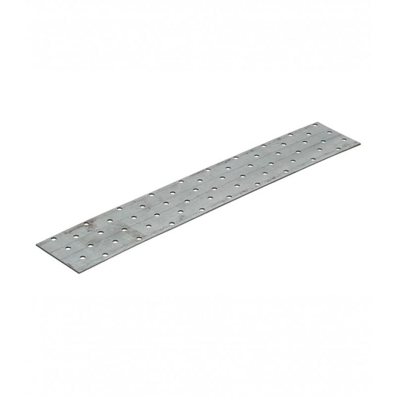 Пластина соединительная оцинкованная 360х60х2.0 мм
