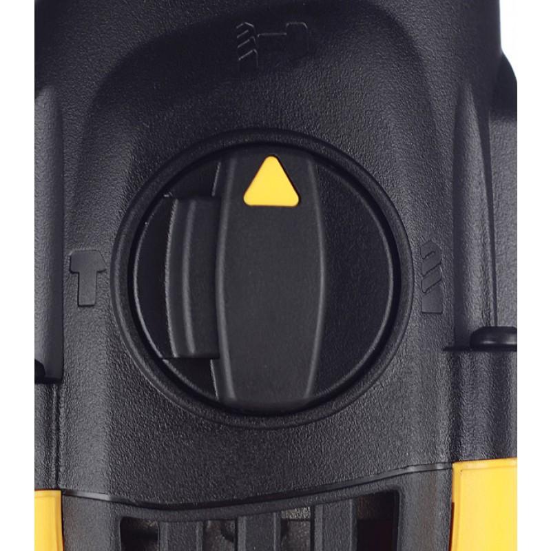 Перфоратор аккумуляторный DeWalt DCH133N 2,6 Дж 18В Li-Ion SDS-plus без АКБ и ЗУ (фото 2)