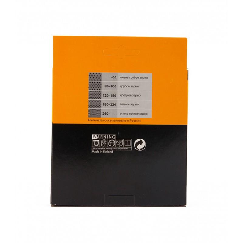Диск шлифовальный Mirka Abranet d125 мм P240 на липучку сетчатая основа (5 шт.) (фото 3)