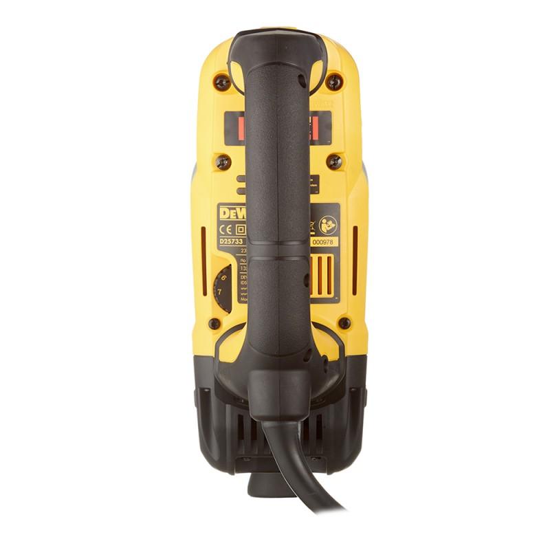 Перфоратор электрический DeWalt D25733K 1600 Вт 19,4 Дж SDS-max (фото 4)