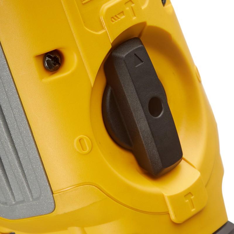 Перфоратор электрический DeWalt D25733K 1600 Вт 19,4 Дж SDS-max (фото 8)