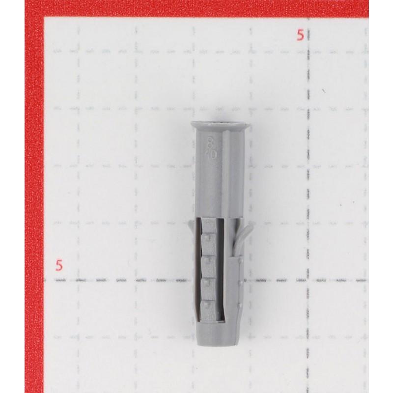 Дюбель распорный 8x40 мм полипропилен (400 шт.)