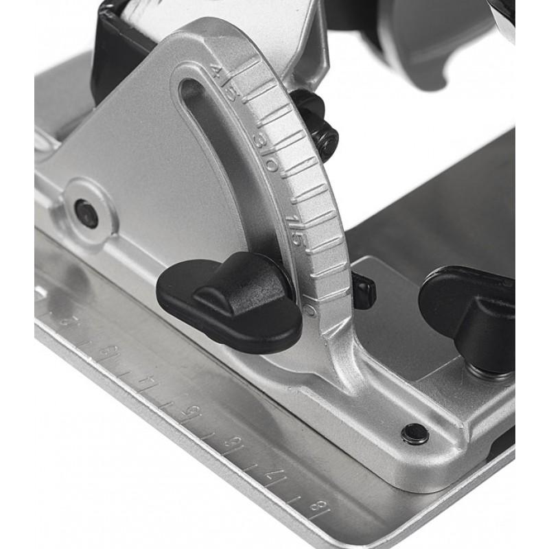 Пила дисковая электрическая Makita HS6601 1050 Вт 165 мм