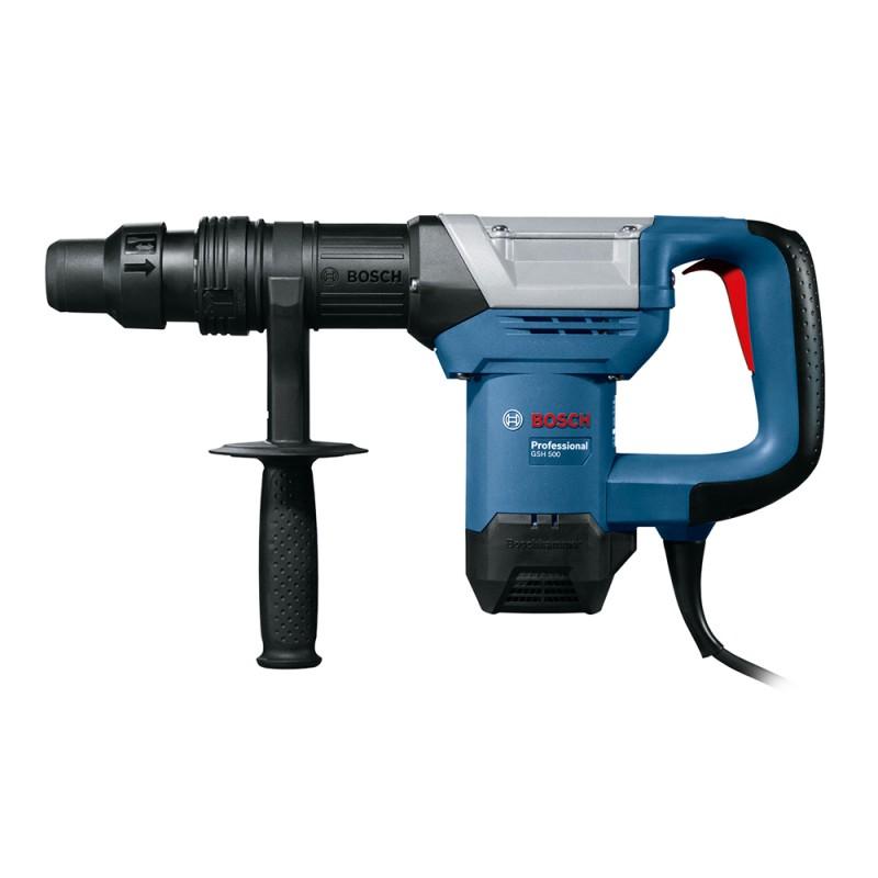Отбойный молоток электрический Bosch GSH 500 (0611338720) 1100 Вт 7,5 Дж SDS-max