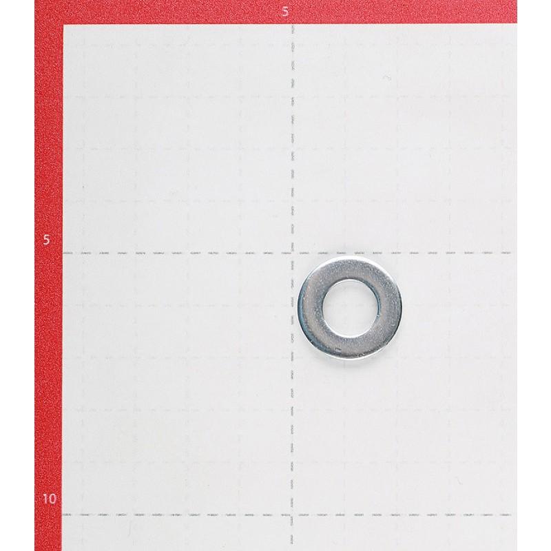 Шайба оцинкованная 10x20 мм DIN 125А (12 шт.)