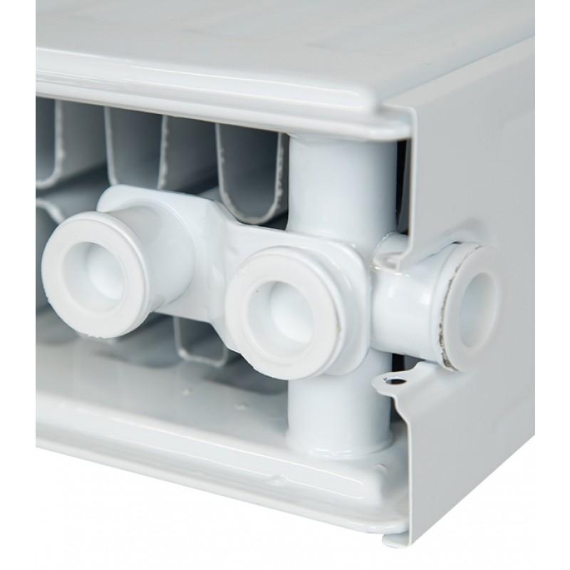 Радиатор стальной панельный тип 22 AXIS 500х500 мм 1/2