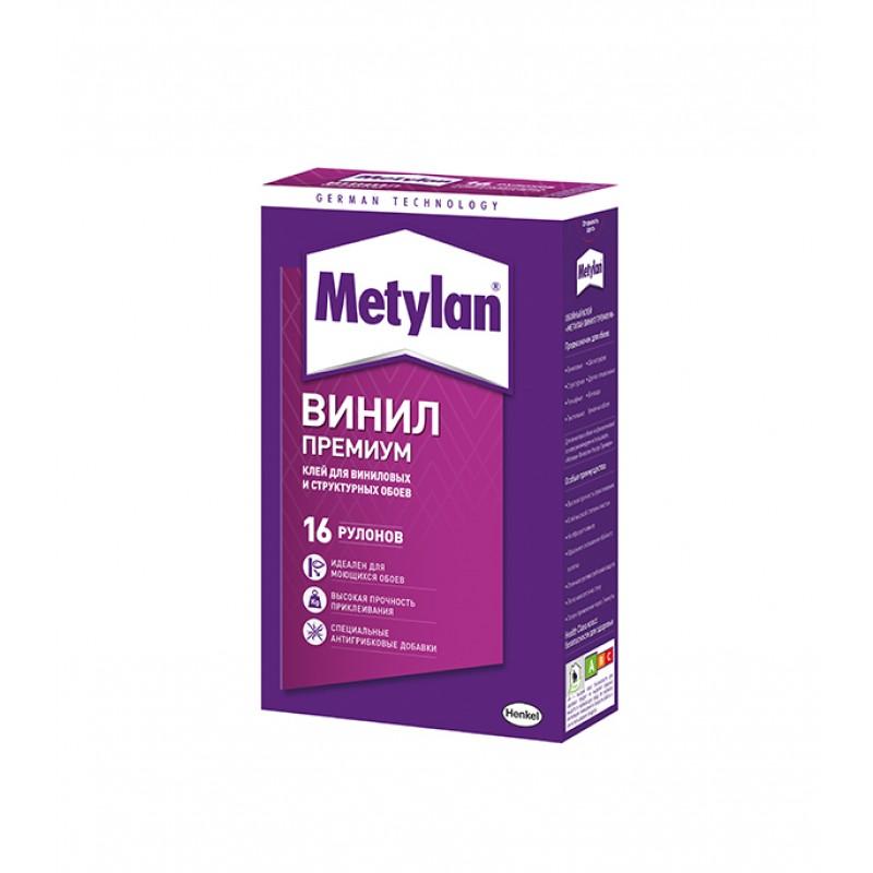 Клей для виниловых обоев Metylan Винил Премиум 500 гр