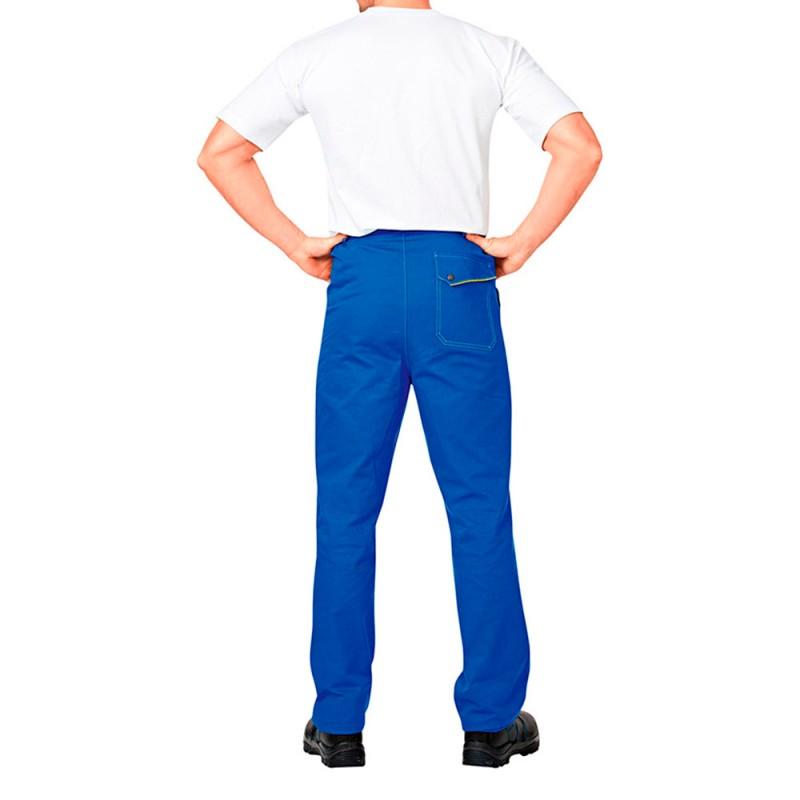 Костюм рабочий Ладога 48-50 рост 182-188 см цвет васильковый (фото 2)