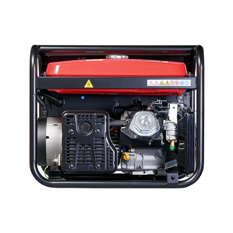 Генератор бензиновый Fubag BS8500XD ES 8,0 кВт (фото 2)