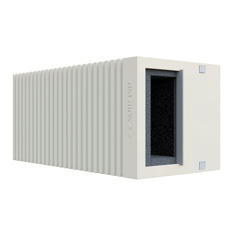 Клапан вентиляционный (рекуператор) Norvind Classic d75 мм с фильтром