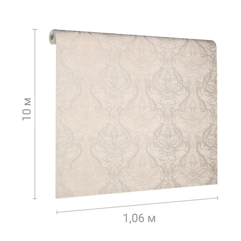 Обои виниловые на флизелиновой основе МИР Art Nouveau 46-117-09 (1,06х10 м) (фото 4)