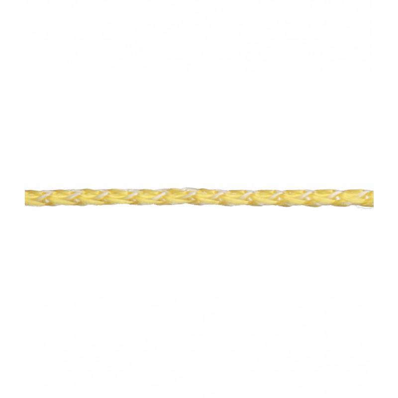 Шнур вязанный полипропиленовый 8 прядей d3 мм повышенной плотности