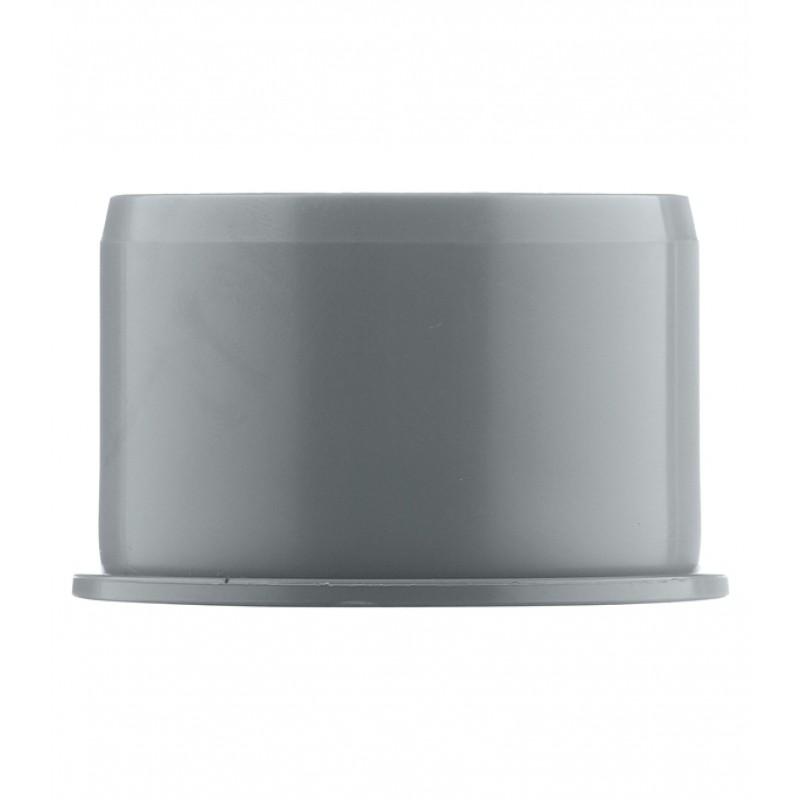 Заглушка Ostendorf d50 мм пластиковая для внутренней канализации