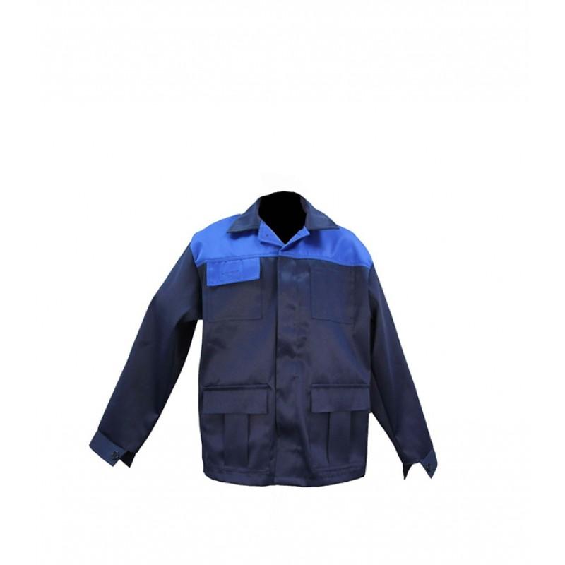 Куртка рабочая Мастер 56-58 рост 170-176 см цвет темно-синий