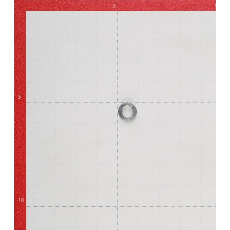 Шайба пружинная оцинкованная 5x9.2 мм DIN 127 (25 шт.)