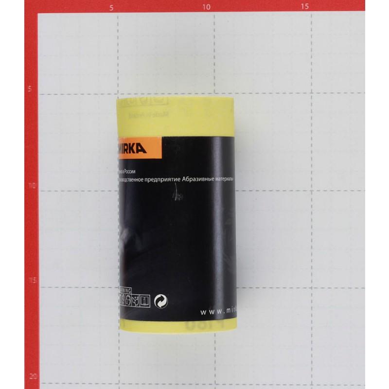 Наждачная бумага Mirka Mirox Р180 115 мм 5 м (фото 2)
