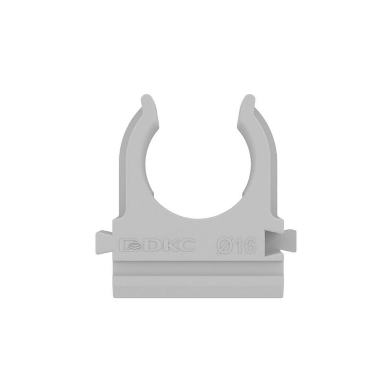 Держатель-клипса для монтажного пистолета 16 мм DKC (51016M) серая (100 шт.)