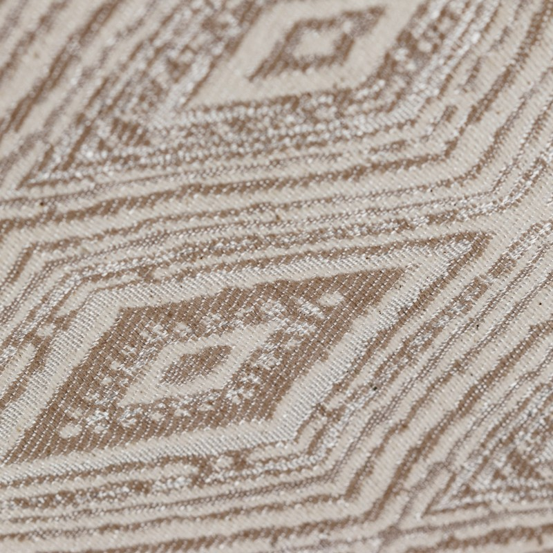 Штора римская Сафари 100х160 см бежевый (фото 7)