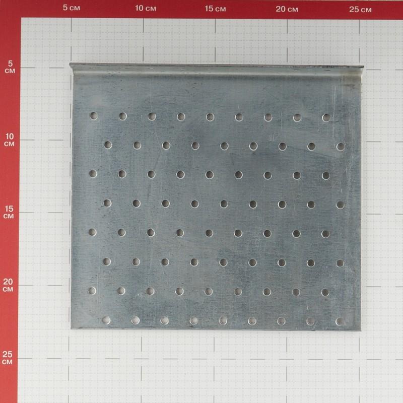 Соединитель бруса оцинкованный 200х180х20х2 мм (фото 2)