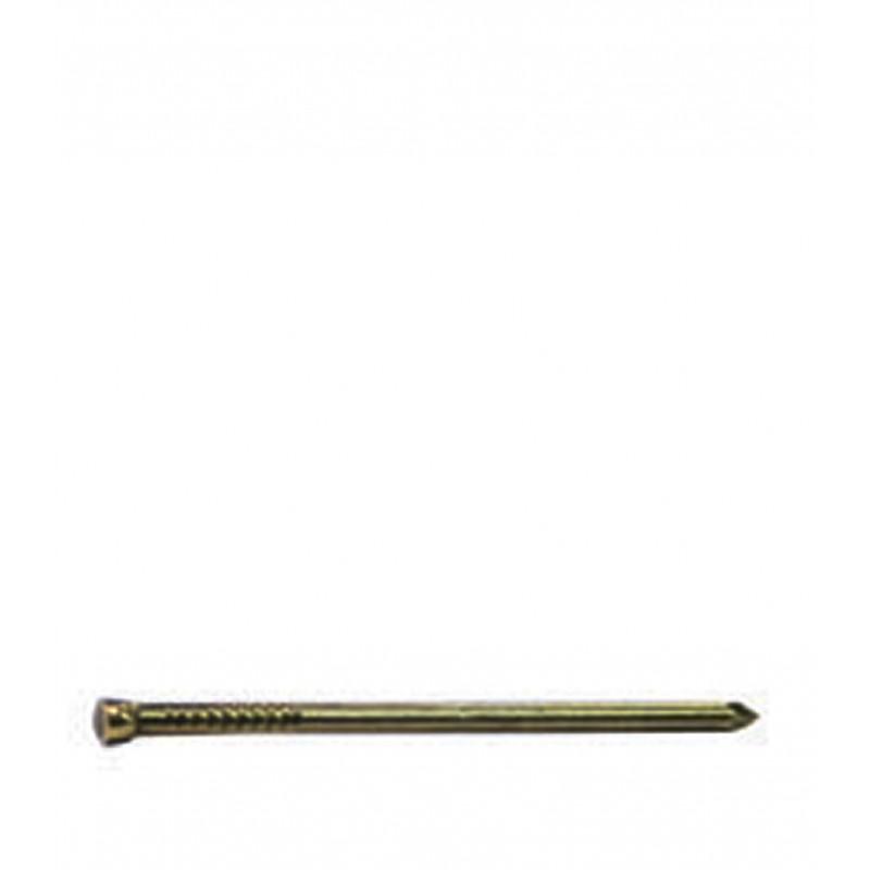 Гвозди финишные 1,4x25 мм латунированные (50 шт.)