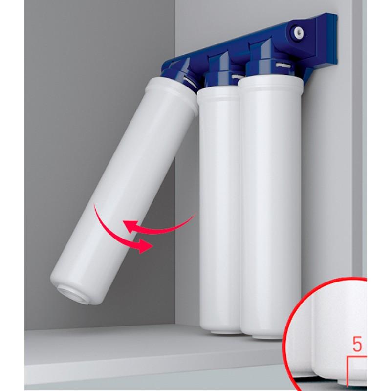 Фильтр для воды Барьер Expert Ультра трехступенчатый