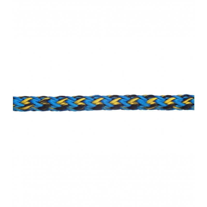 Шнур вязанный полипропиленовый 8 прядей d5 мм повышенной плотности