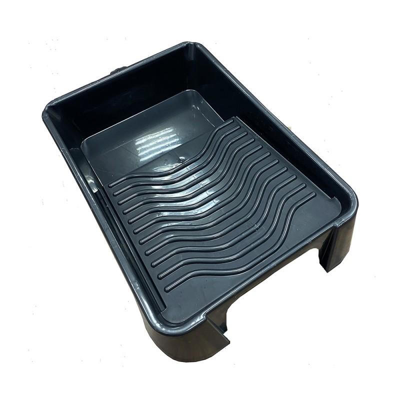 Ванночка для краски 510х370 мм к валикам до 270 мм профессиональная (фото 2)