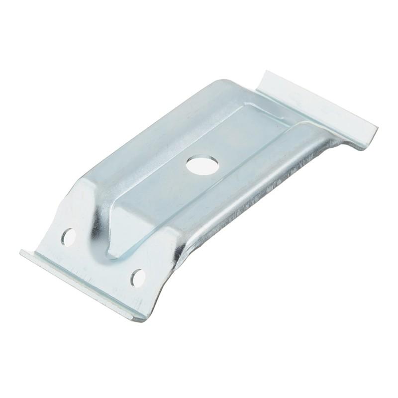 Стяжка стола №2 оцинкованная 123х50 мм