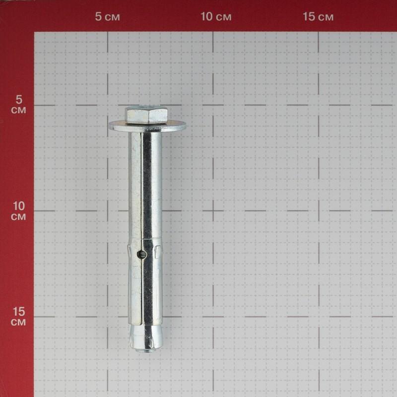 Анкерный болт Hilti HLC-H для бетона 16х100 мм (5 шт.) (фото 4)