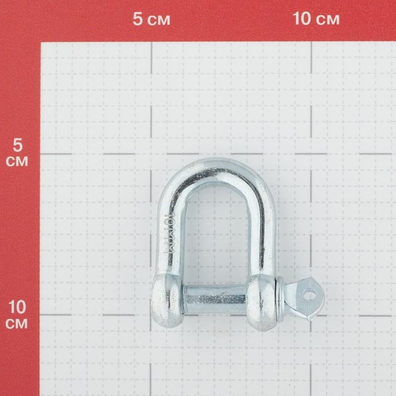 Скоба такелажная тип СА d10 мм