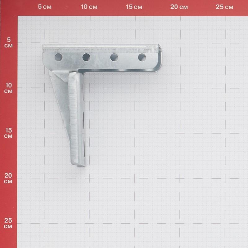 Консоль с опорой DKC (BBL5010) 100 мм металлическая для крепления лотков