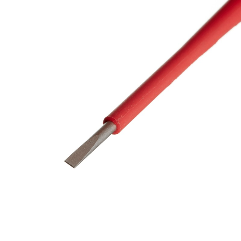 Отвертка диэлектрическая плоская 2,5х80 мм 1000 В Wera (WE-100000)