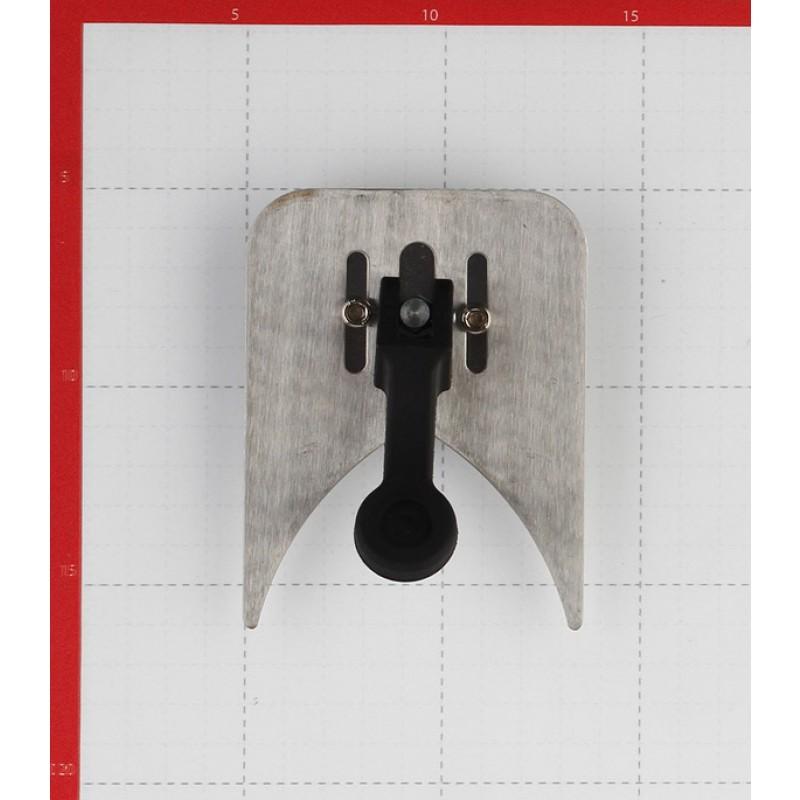 Кондуктор металлический Практика (771-411) для алмазных коронок d14-70 мм (фото 2)