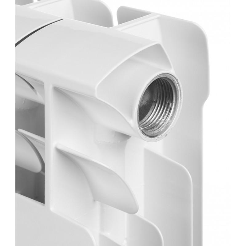 Радиатор биметаллический Rifar Base 500 мм 10 секций 1