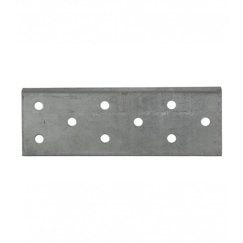 Уголок соединительный оцинкованный 40х40х120х2 мм