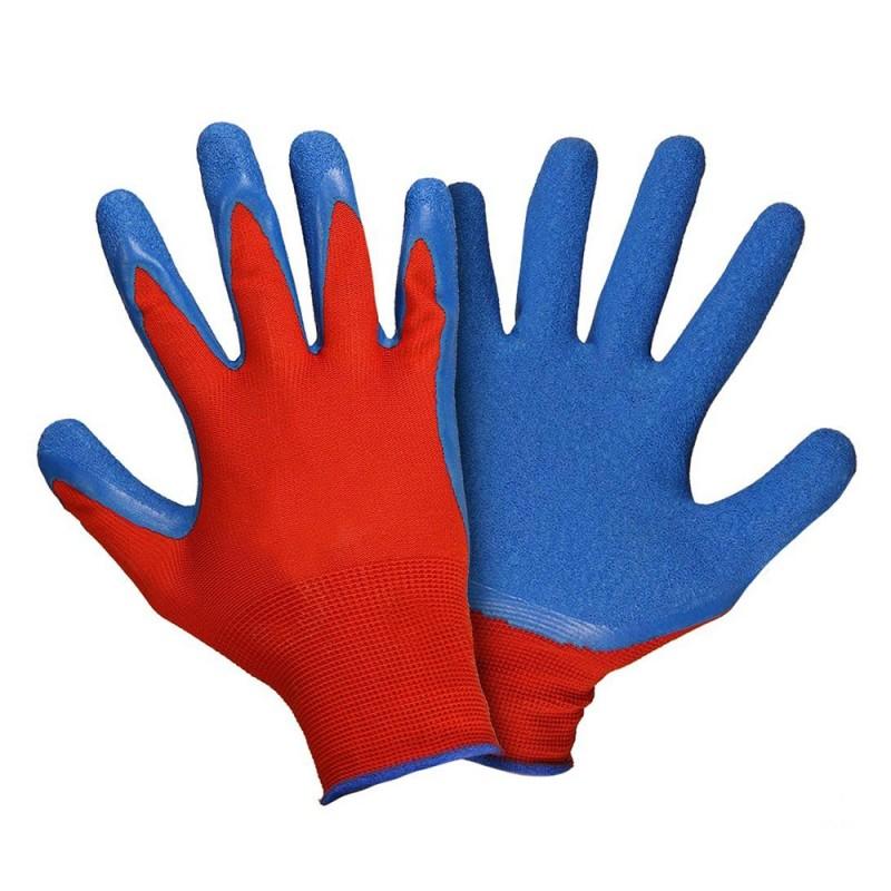 Перчатки нейлоновые со вспененным нитриловым покрытием Эконом