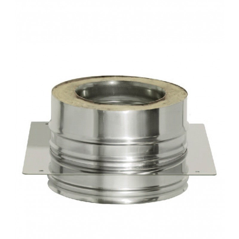 Опора Дымок d115х200 мм с изоляцией AISI 439